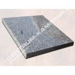 Płyty polerowane granitowe 50x50 gr.3cm szare