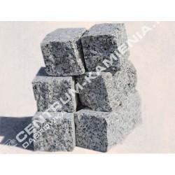 kostka brukowa granitowa 15/17 cm szara